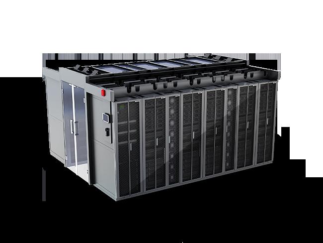 Fusionmodule2000 Smart Modular Data Center Huawei Enterprise