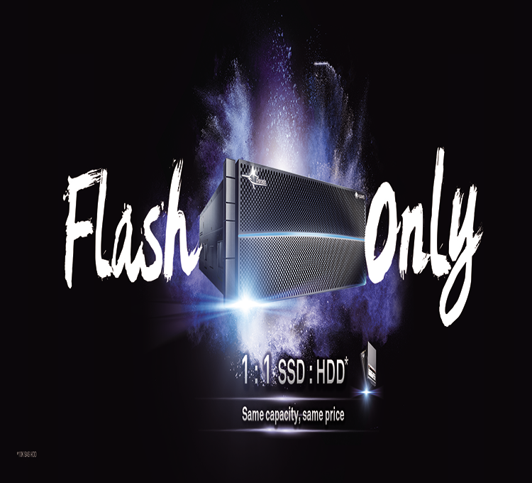 Flash only mobile