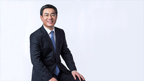 Yan Lida, President, Enterprise Business Group, Huawei Technologies