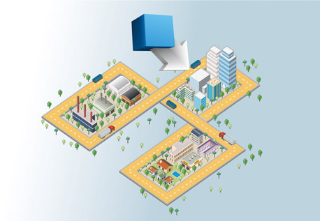 New Insights into 'Smart City' Constructions for ICT Enterprises