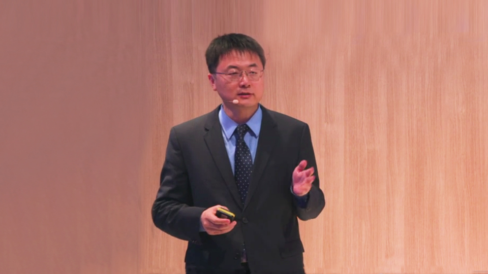 Meng Guangbin, President of Huawei Intelligent Storage and Data Management