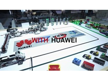 With Huawei at CeBIT 2018