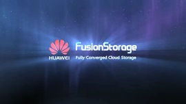 Huawei FusionStorage Converged Cloud Storage