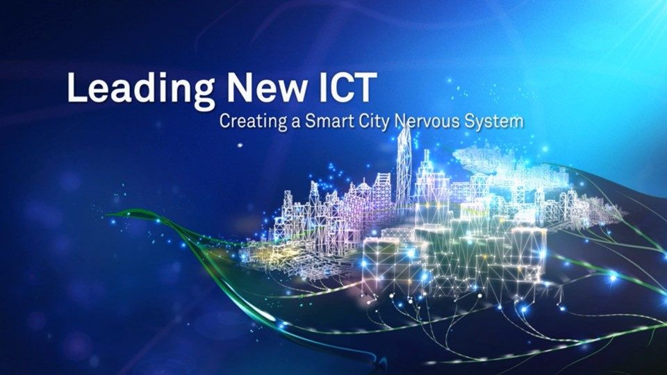 Leading New ICT Creating a Smart City Nervous System en