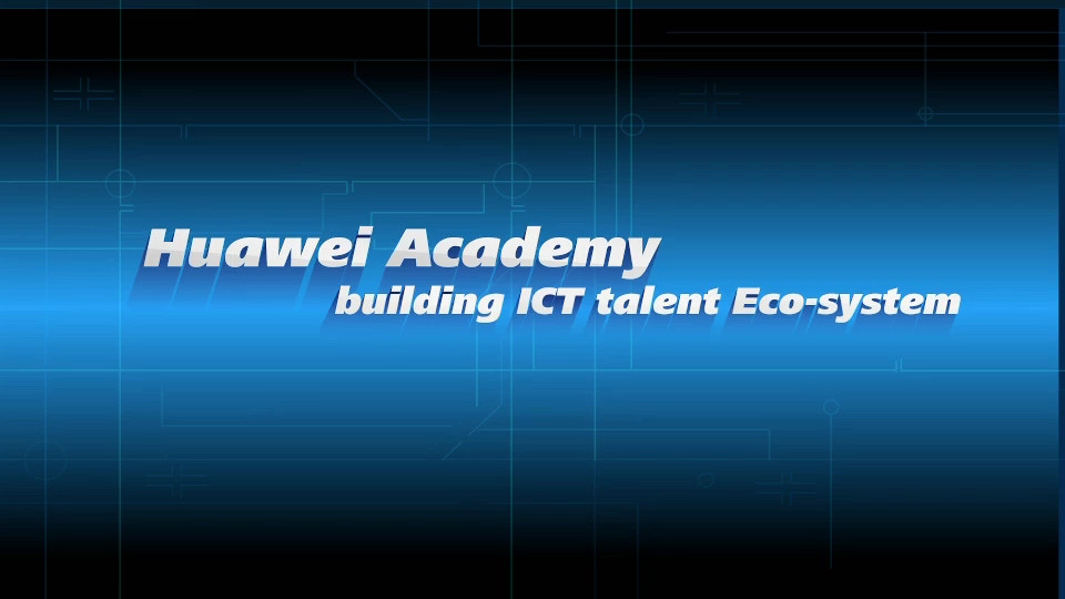 Career Huawei ICT Academy Service   Huawei ICT Academy at CeBIT 2017