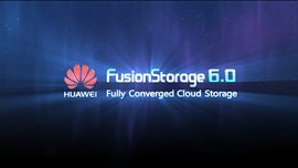 [Product Launch Video]FusionStorage 6.0 Launch Video