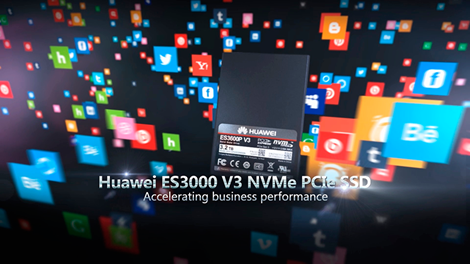 ES3000 NVMe SSD Card — Huawei products