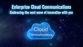 Huawei Cloud Communications video - Growing partnerships