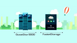 Huawei Distributed Cloud Storage Technology