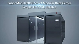FusionModule 2000 Smart Modular Data Center
