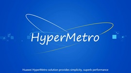 Huawei's HyperMetro active-active data synchronization and data backup feature