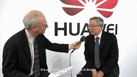 NIC.br and Huawei Release IXP Network Solution