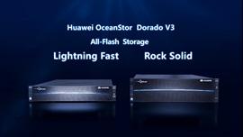 OceanStor Dorado V3 Highlights