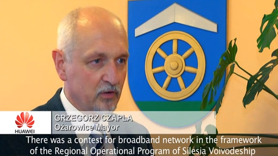 Small Polish Town Gets LTE Broadband Network