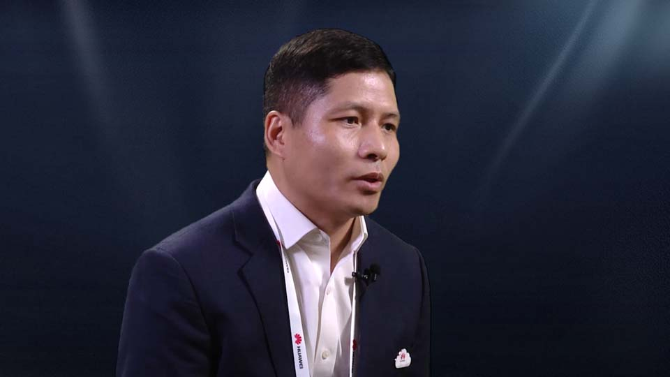 iSoftStone Talks Huawei Servers and Edge Computing