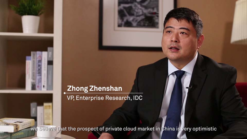 IDC VP Says China's Private Clouds Will Grow 20% Annually