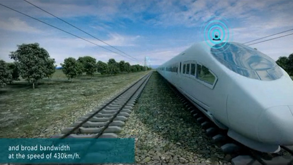eLTE Solution for Railways