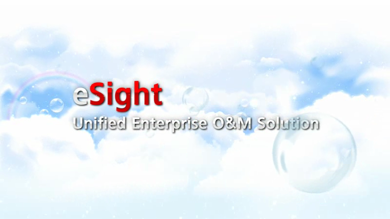 eSight ICT Unified Management System