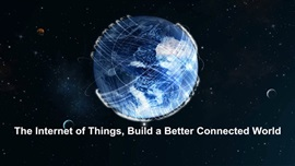 IoT solutions include smart grids, smart buildings, smart surveillance, and smart transportation
