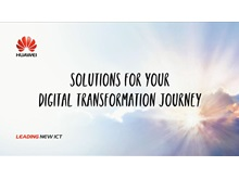 Solutions for your digital journey