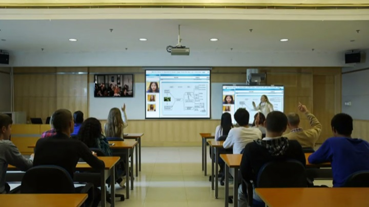 Distance Education For Innovative Teaching