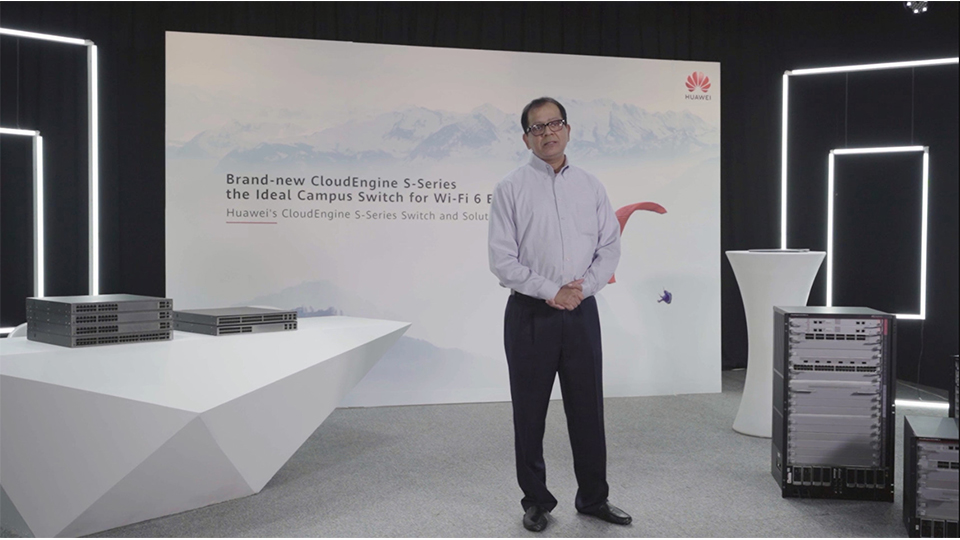 Brand-new Huawei CloudEngine S-Series Campus Switch Launch Recap Video