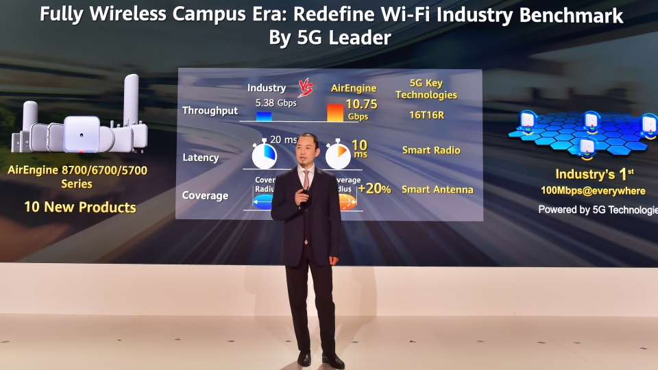 Huawei Launches the HiCampus Solution Globally