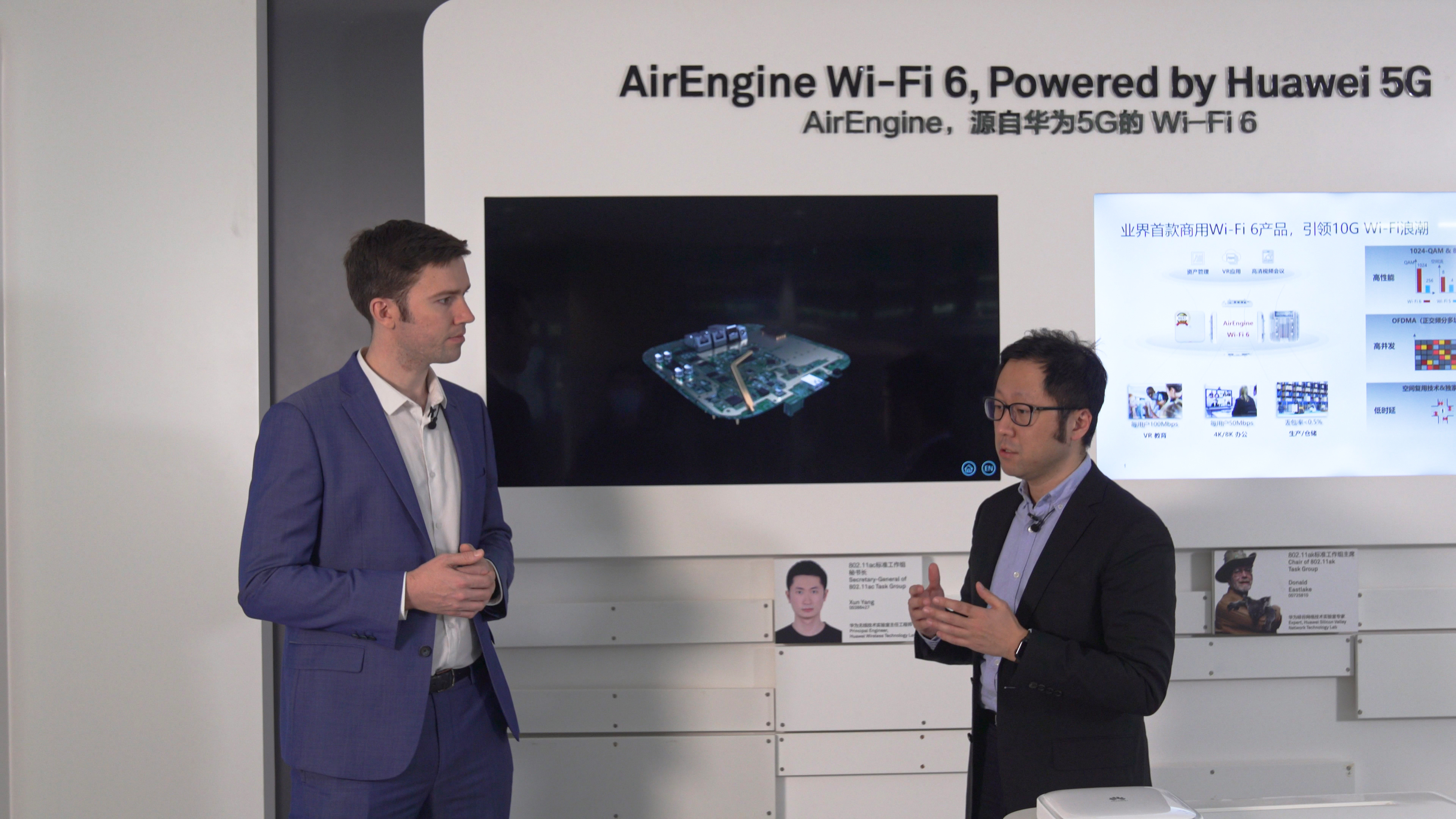 The Top 3 Cutting-Edge Technologies Behind Huawei AirEngine Wi-Fi 6