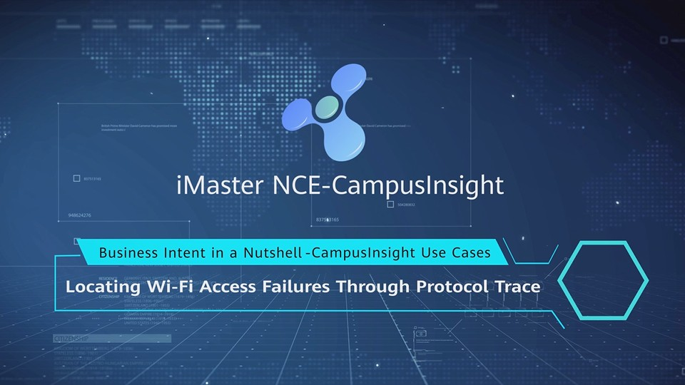 CampusInsight: Locating Wi-Fi Access Failures Through Protocol Trace