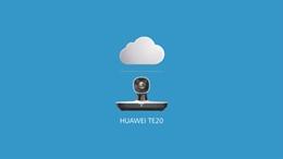 Huawei Videoconferencing Endpoint TE20 Product Video-website edition