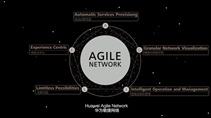 Agile Network: Open, Simple, and Secure