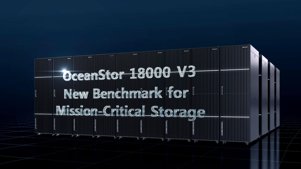 OceanStor 18000 V3 Architecture & Overview
