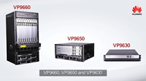 Huawei VP9600 series Multipoint Control Units
